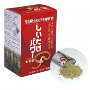 Shiitake Power 115 Powder Type